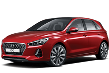 Hyundai i30 or similar