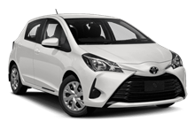 Toyota Yaris Manual or similar